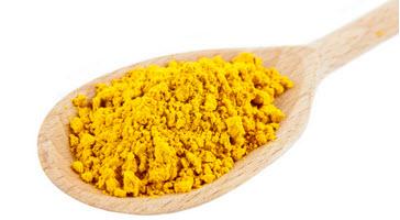 how much turmeric powder per day
